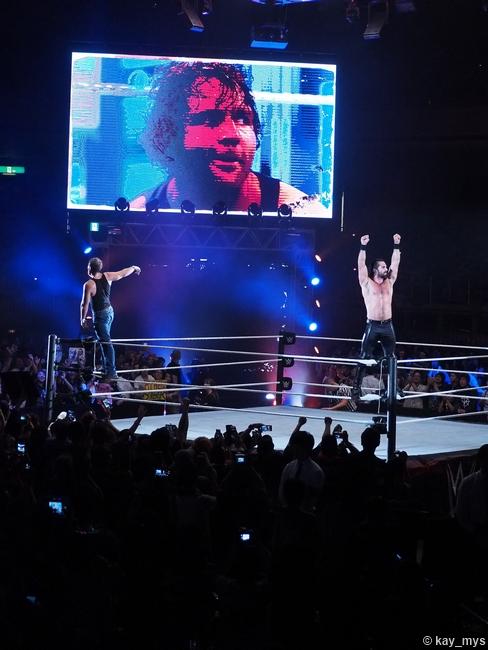 Dean Ambrose Seth Rollins 300617 4