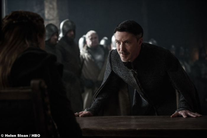 Game Of Thrones S7e7 Aidan Gillen Petyr Littlefinger Baelish
