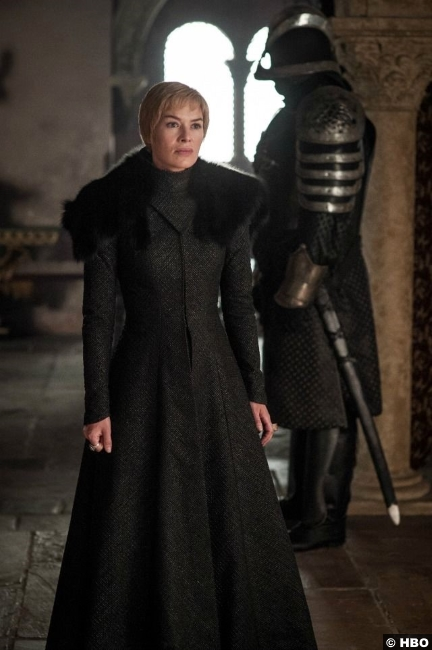 Game Of Thrones S7e7 Lena Headey Cersei Lannister