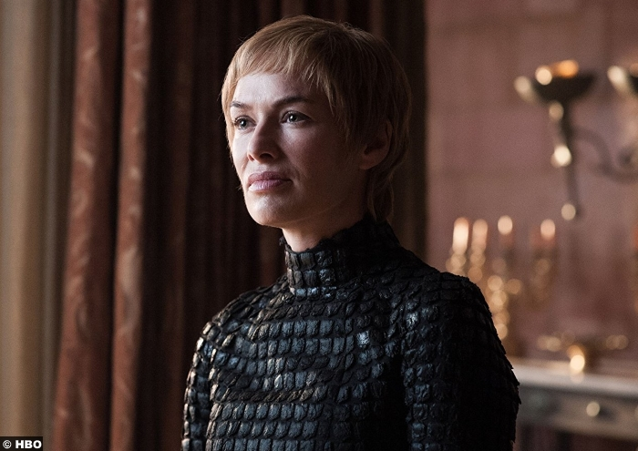 Game Thrones S7e5 Lena Headey Cersei Lannister