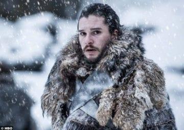 Game Thrones S7e9 Kit Harington Jon Snow