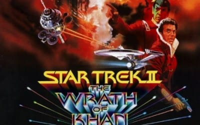 Star Trek 2 Wrath Khan Poster
