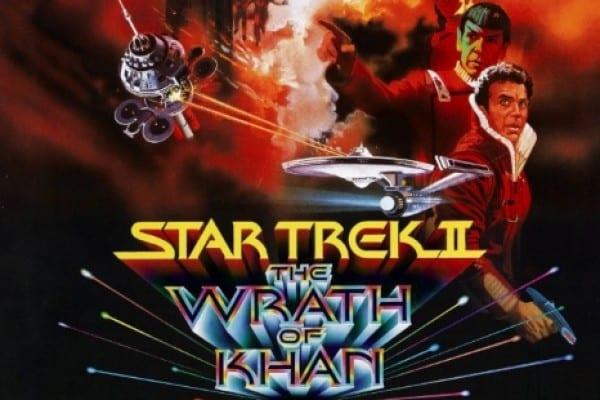 Star Trek 2 Wrath Khan Poster