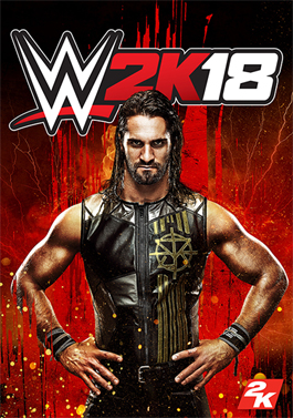 Wwe2k18cover
