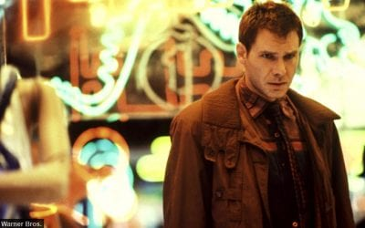 Blade Runner 1982 Harrison Ford