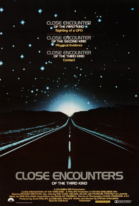 Close Encounters Third Kind Poster