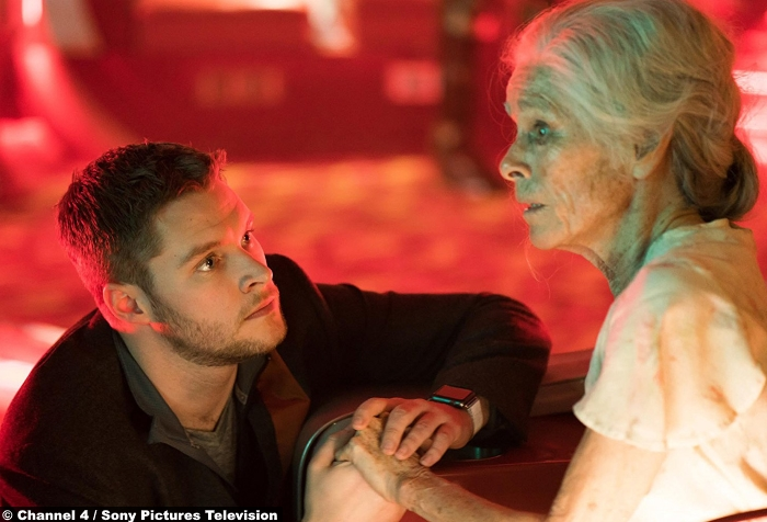 Electric Dreams Geraldine Chaplin Jack Reynor