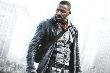 Idris Elba Dark Tower Poster