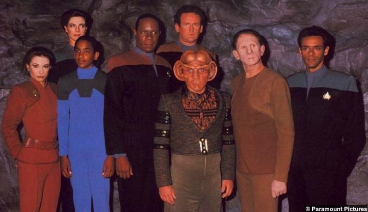 Star Trek Deep Space Nine Crew Org