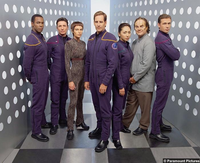 Star Trek Enterprise Crew Org