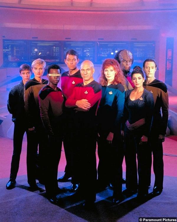 Star Trek Next Generation Crew Org