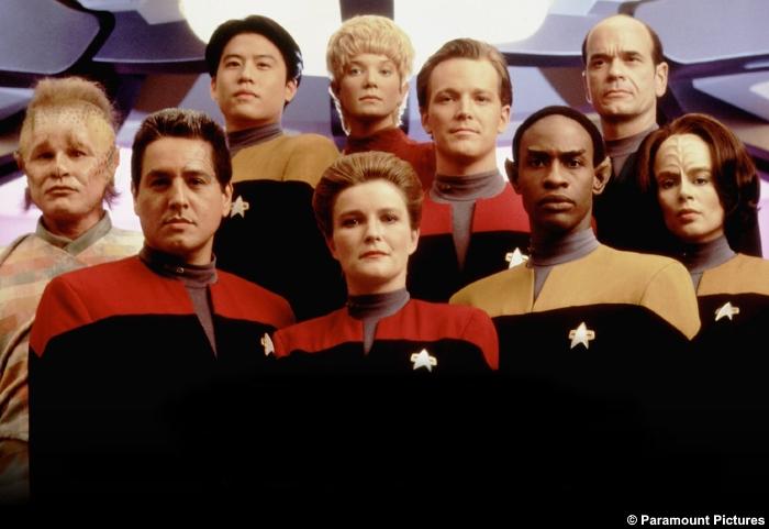 Star Trek Voyager Crew Org