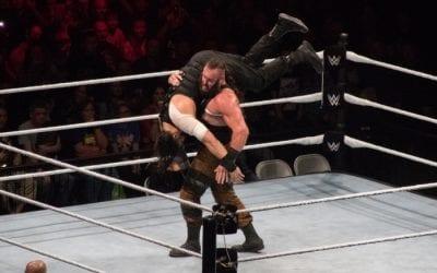 070517 Braun Strowman Roman Reigns