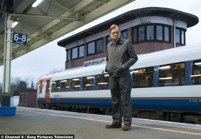 Electric Dreams Commuter Timothy Spall 1