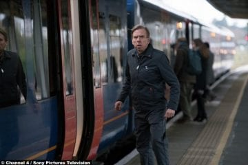 Electric Dreams Commuter Timothy Spall 2