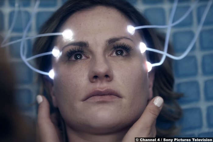 Electric Dreams Real Life Anna Paquin