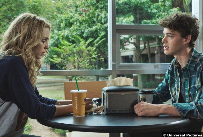 Happy Death Day Jessica Rothe Israel Broussard