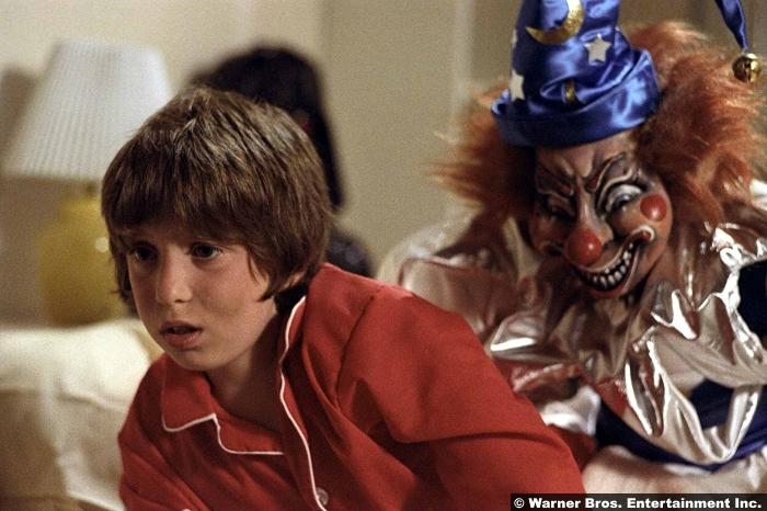 Poltergeist 1982 Oliver Robins Clown