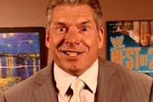 Vince Mcmahon Excited