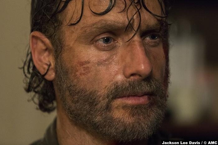 Walking Dead S8 E2 Andrew Lincoln Rick Grimes