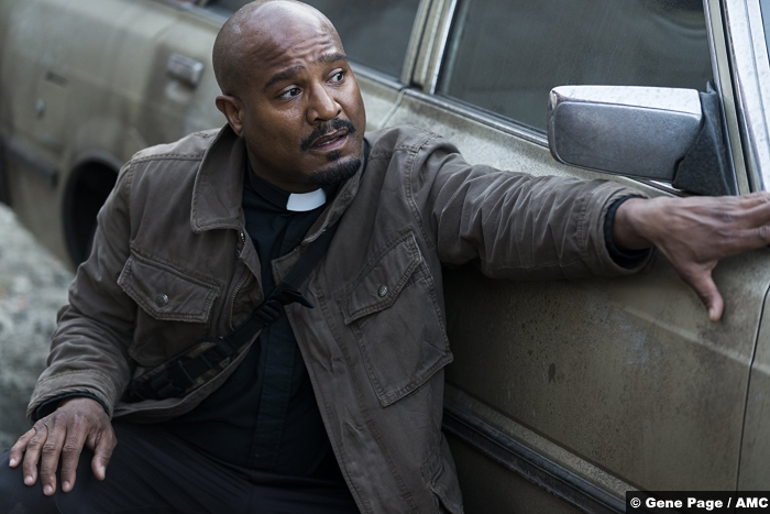 Walking Dead S8e1 Seth Gilliam Gabriel
