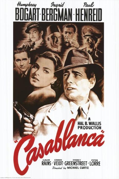 Casablanca Poster 2