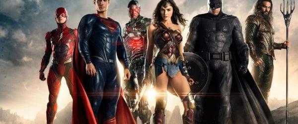 Justice League Bg Batman Wonder Woman Superman Flash Aquaman Cyborg 3