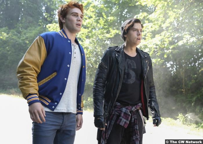 Riverdale S02e6 Cole Sprouse Kj Apa Jughead Archie