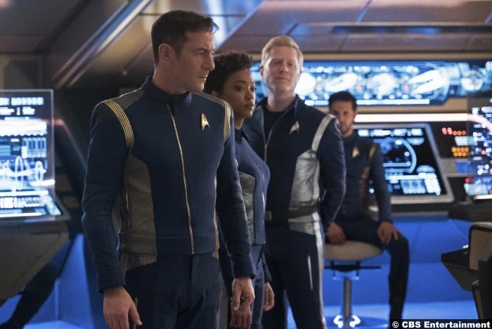 Star Trek Discovery S1 Crew