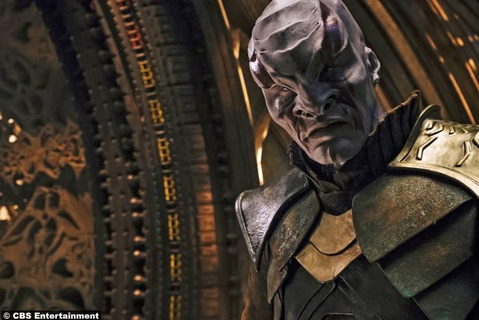 Star Trek Discovery S1e9 Kenneth Mitchell Kol