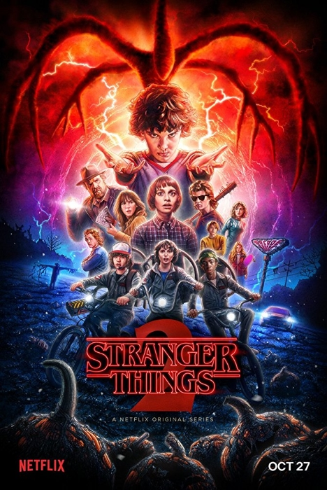 Stranger Things S2 Poster 3