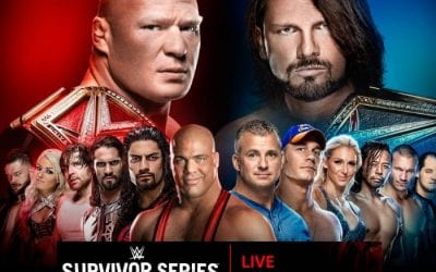 Survivor Series 2017 Poster V2