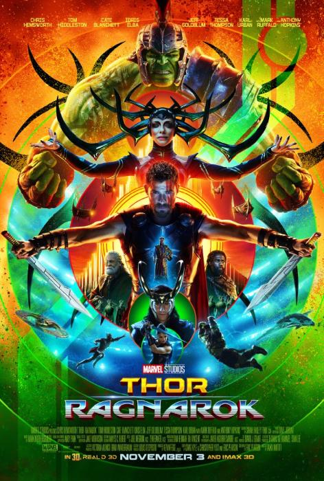 Thor Ragnarok Poster 2