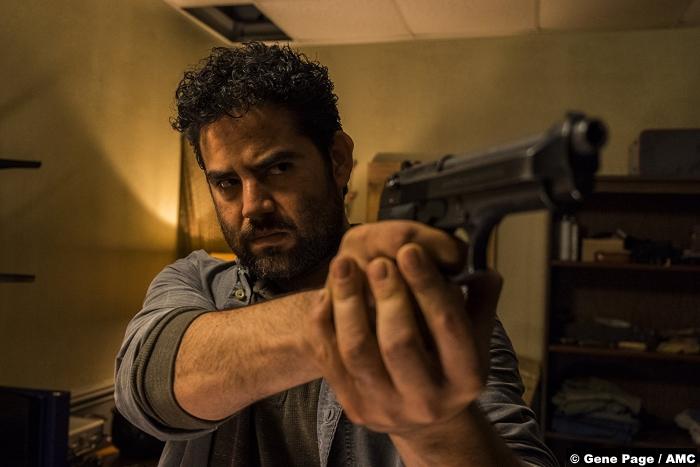Walking Dead S8e3 Juan Babriel Pareja Morales