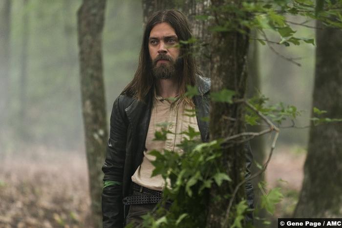 Walking Dead S8e3 Paul Rovia Jesus Tom Payne