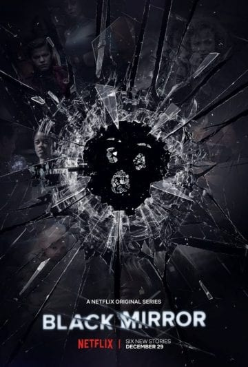 Black Mirror S4 Poster