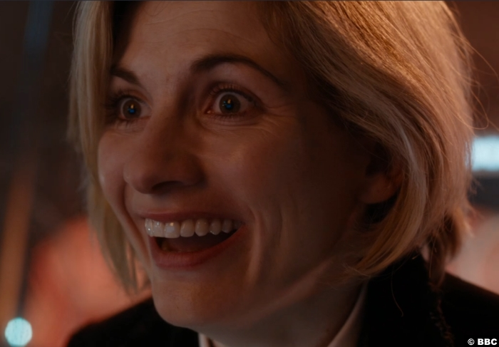 Doctor Who S10e13 Jodie Whittaker
