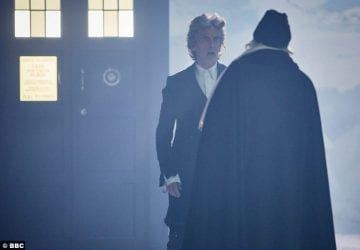 Doctor Who S10e13 Peter Capaldi David Bradley