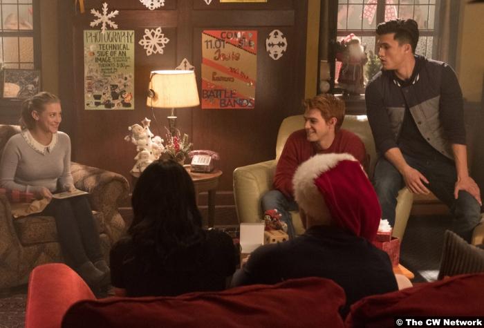 Riverdale S02e9 Gang