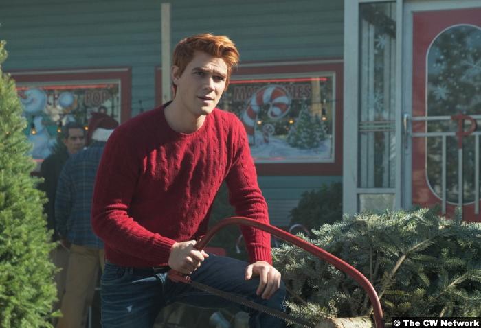 Riverdale S02e9 Kj Apa Archie Andrews