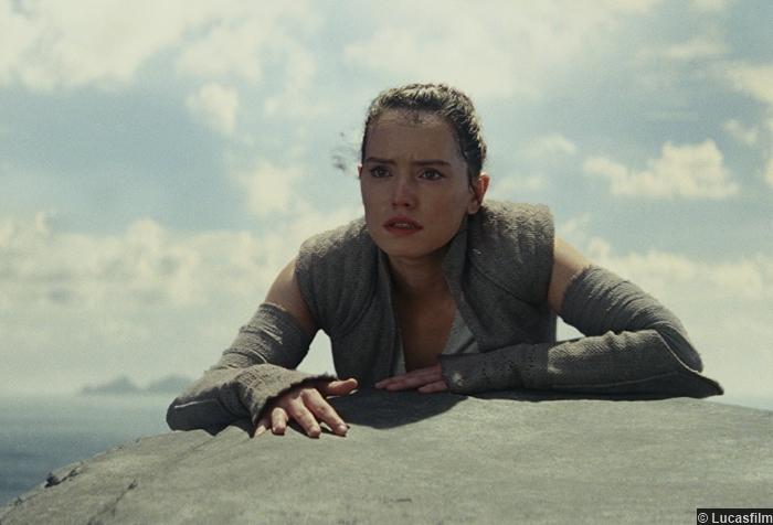 Star Wars Last Jedi Daisy Ridley Rey 2