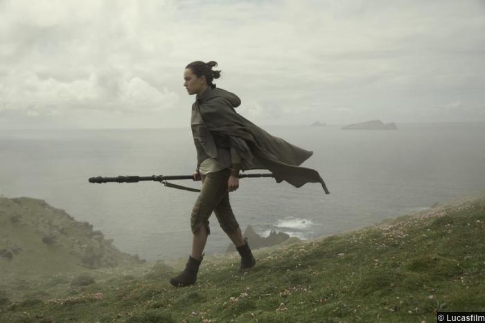 Star Wars Last Jedi Daisy Ridley Rey