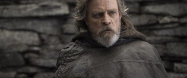 Star Wars Last Jedi Mark Hamill Luke Skywalker