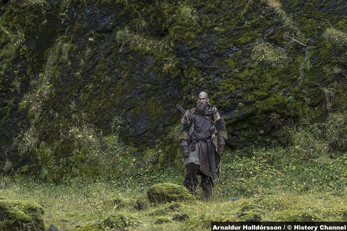 Vikings S05e4 Gustaf Skarsgard Floki