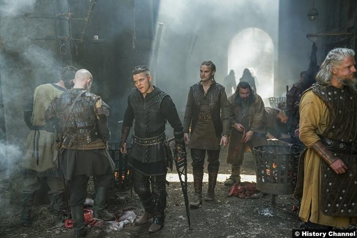 Vikings S05e4 Ivar