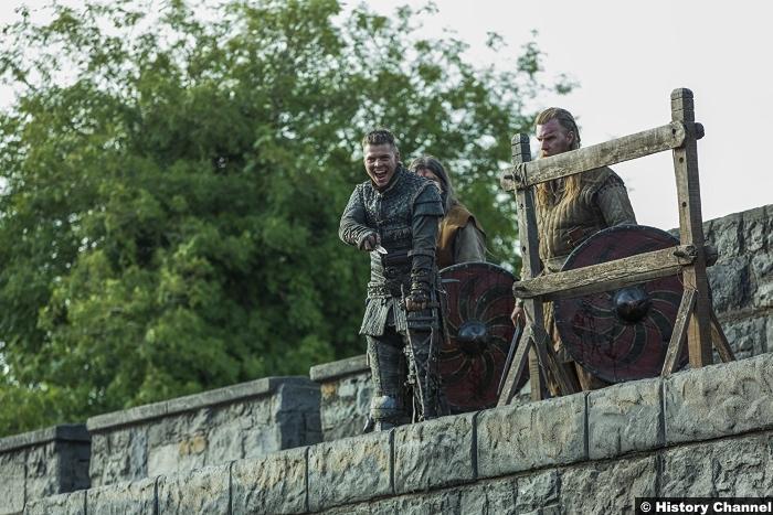 Vikings S05e5 Ivar Alex Hogh Andersen