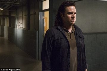 Walking Dead S08e7 Eugene Josh Mcdermitt