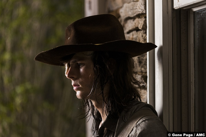 How Chandler Riggs Feels About Being Killed Off The Walking Dead