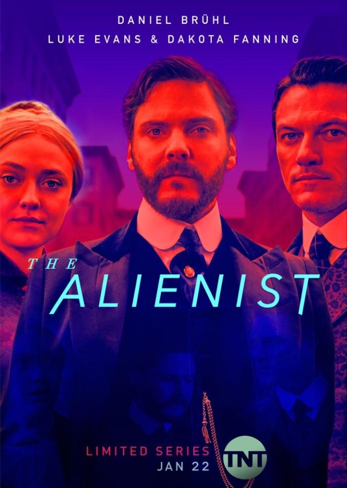 Alienist Poster