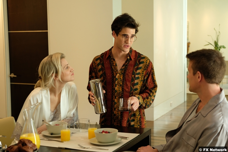 American Crime Story S2 Versace Darren Criss